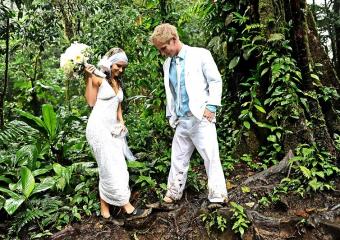 Costa Rica Wedding